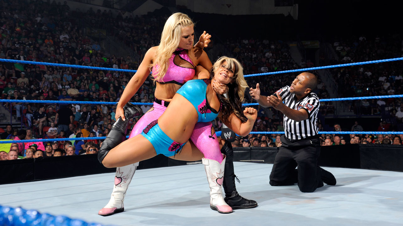 wwe smackdown girls pussy squirting
