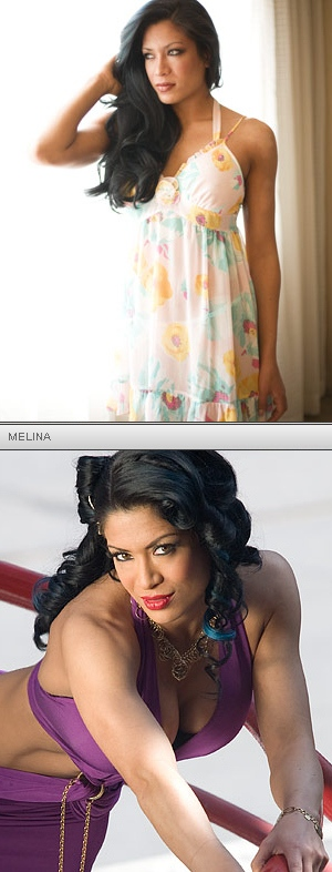 Melina should pose for Playboy