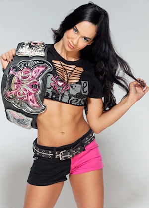 AJ Lee is the most popular Diva on Tumblr