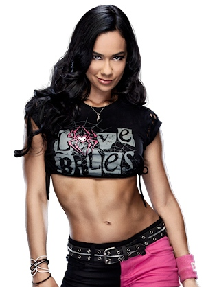 AJ Lee's wardrobe malfunctions are far and few between