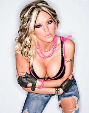 Velvet Sky would look good naked