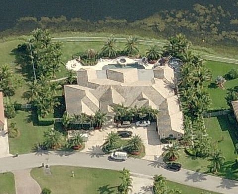 Dwayne the rock johnson house